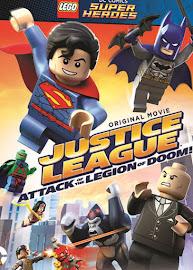 La Liga de la Justicia El ataque de la Legión del Mal