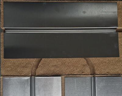 zoom sur la plaque de retour du plancher chauffant sec Caleosol eco+ V2
