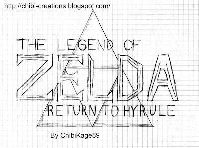 Zelda Return To Hyrule Title