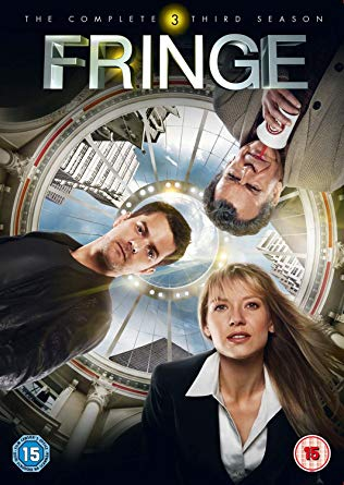 Fringe - Fronteiras - 3ª Temporada Séries Torrent Download capa