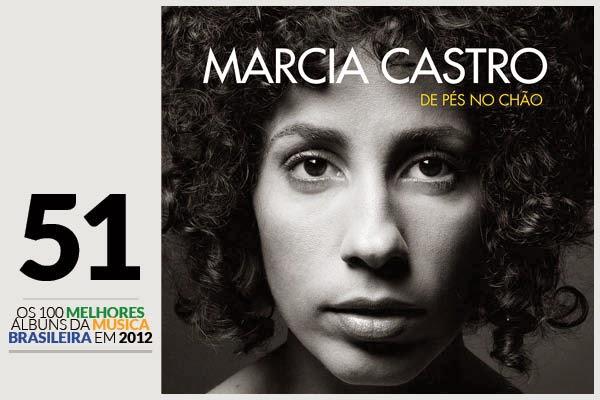 Marcia Castro - De Pés no Chão
