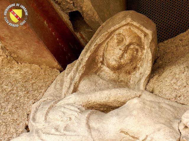 HARMONVILLE (88) - Pietà (XVIe siècle)