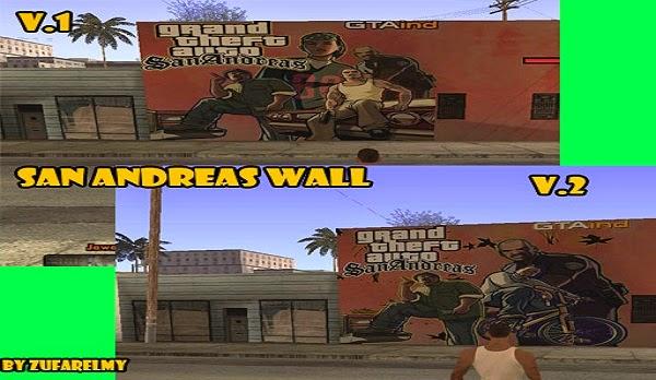 san andreas wall v1 v2
