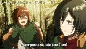 Shingeki No Kyojin 20 Assistir Online Legendado