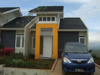 Muka Rumah Ukuran 6x15m