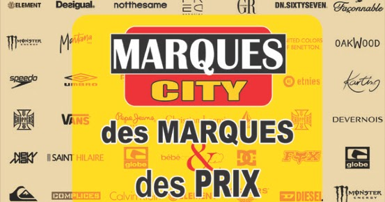 Magasins France Marques En D'usine Marie Pont City Sainte Les wF8qaX