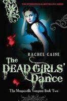 bookcover of THE DEAD GIRLS DANCE  by Rachel Caine