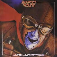 Baron Rojo - Metalmorfosis