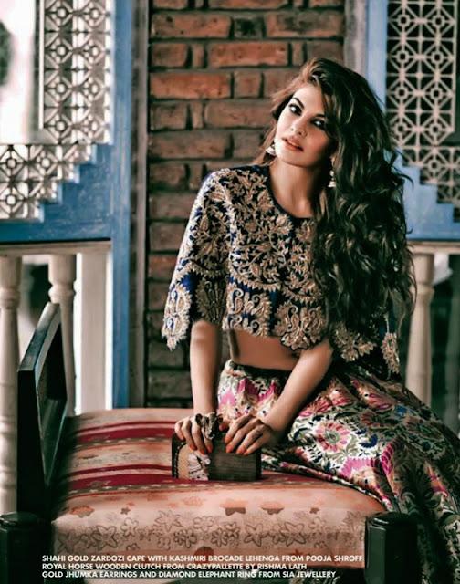 Sri Lanka Actress AJacqueline Fernandez Latest Pics