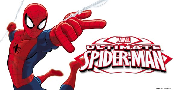 Un premier extrait du dessin anim ultimate spiderman comic screen l 39 actualit des super - Dessins animes spiderman ...