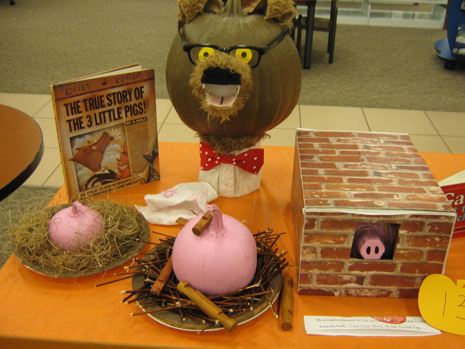 CDPL Children s Services The Votes Are In for the Book Character