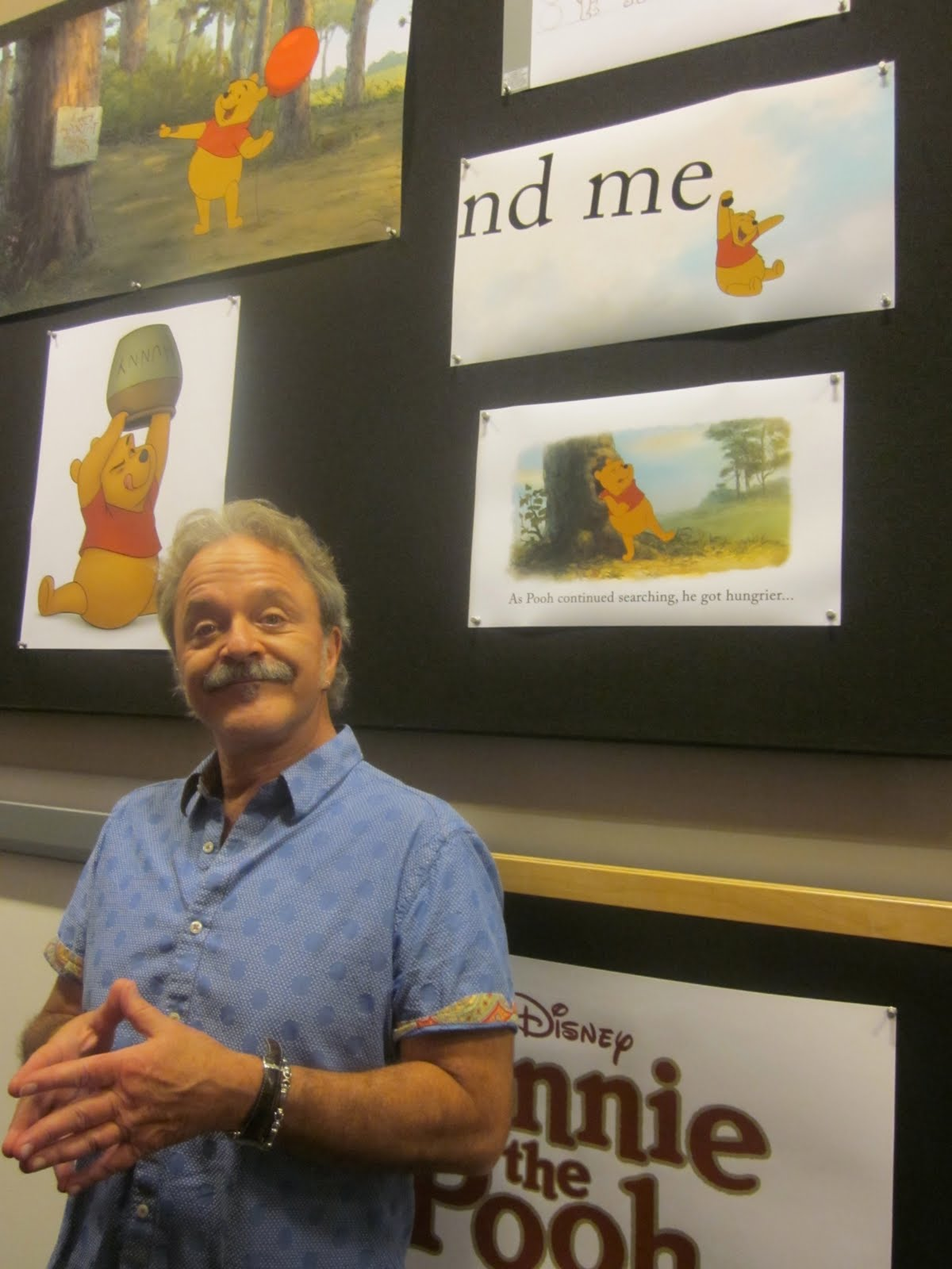 Jim Cummings Interview - Winnie the PoohJim Cummings Winnie The Pooh