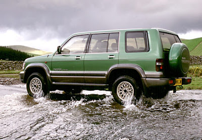 Super Car Review Isuzu Trooper