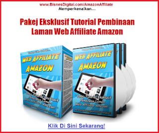 Tutorial Pembinaan Laman Web Affiliate