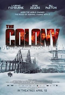 resensi film, film review, Synopsis, The Colony (2013), Food Issue Movie, pic