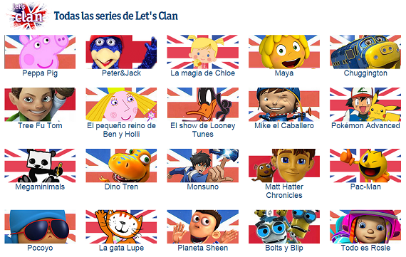 http://www.rtve.es/television/lets-clan/