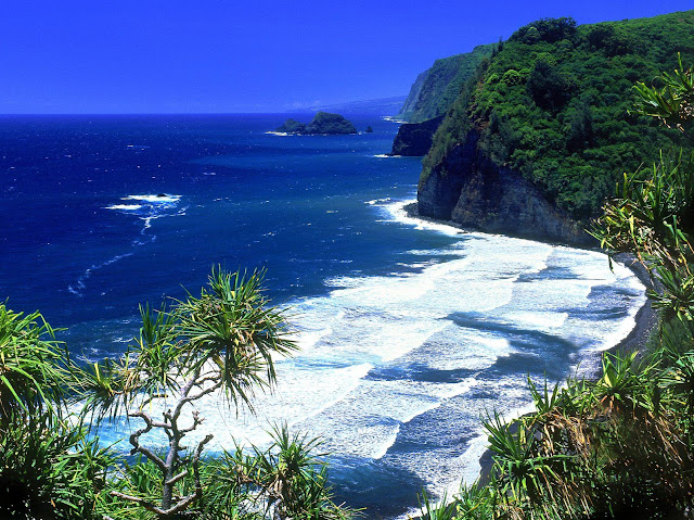 Beautiful Place Hawaii Beach