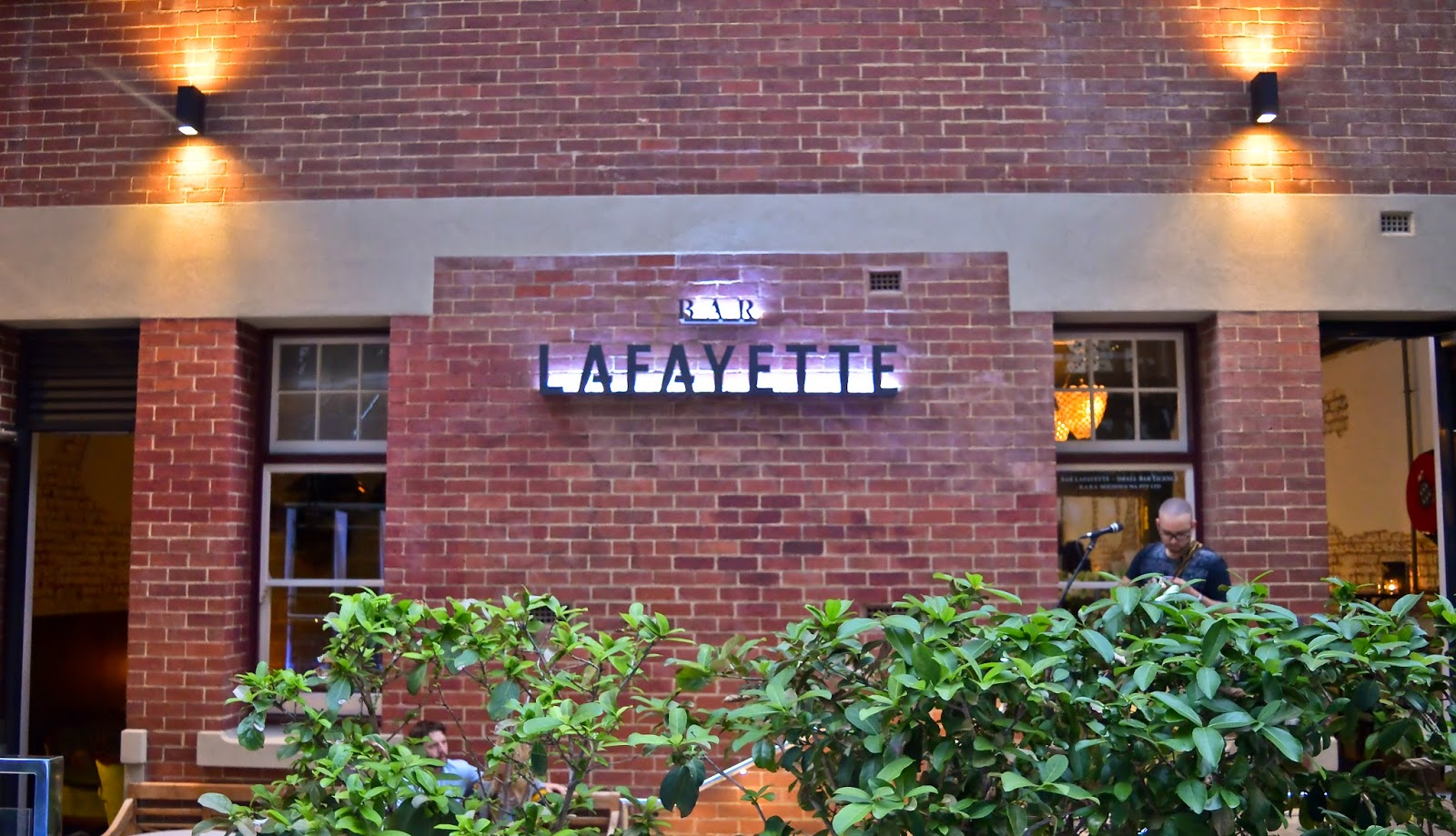 The food enthusiasts bar lafayette perth cbd for Food bar perth