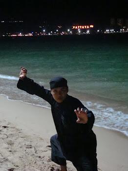 Di Pantai Pattaya Thailand