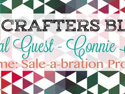 Crazy Crafter's January Blog Hop