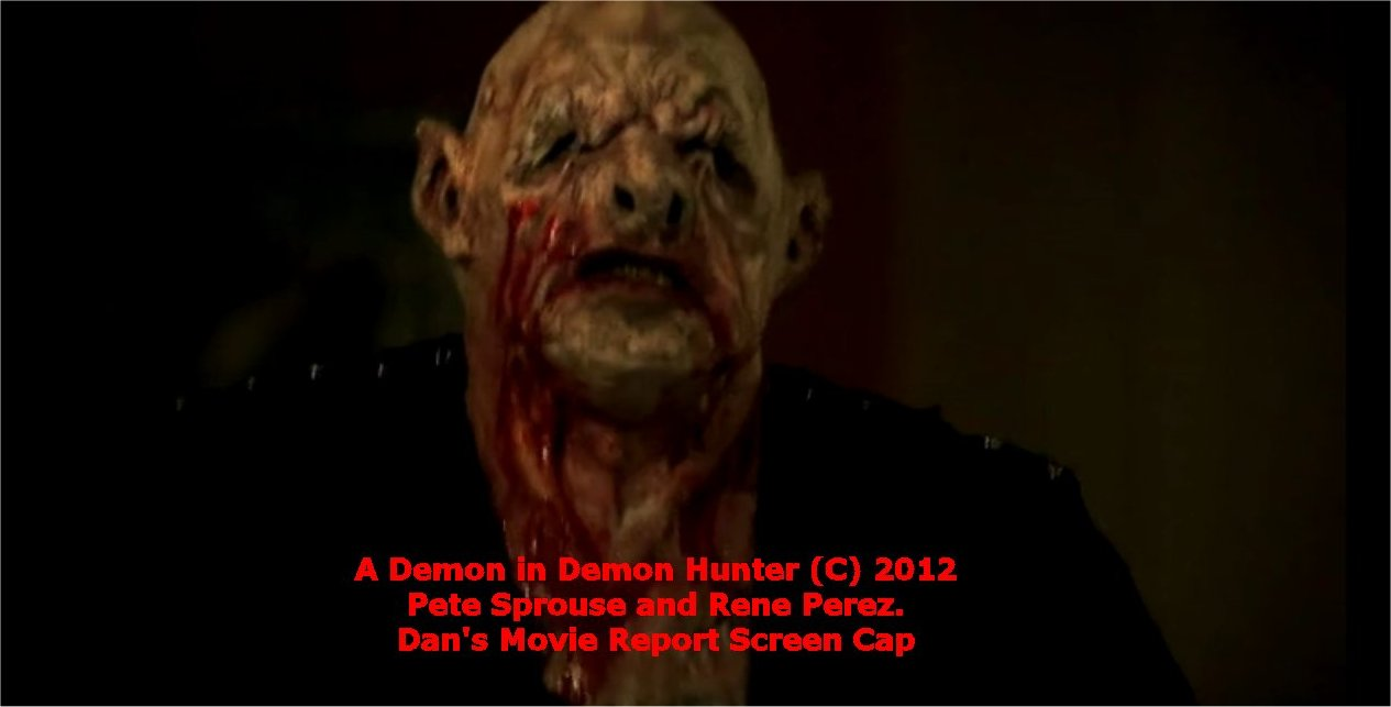 Demons Movie Movie Named Demon Hunter