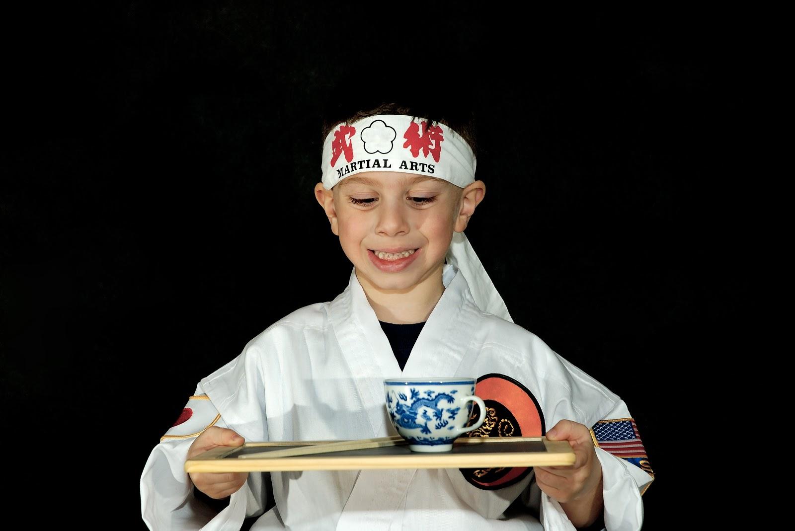 Brian Orakpo Shirtless Mike Barnes Karate Kid...