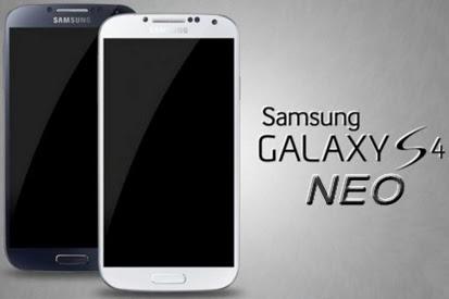 Samsung Galaxy S4 Neo