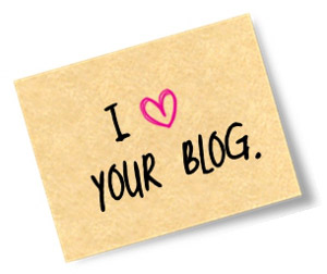 I <3 your blog.