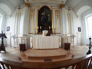 AMAZING Chapel