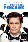Mr. Popper's Penguins, Poster