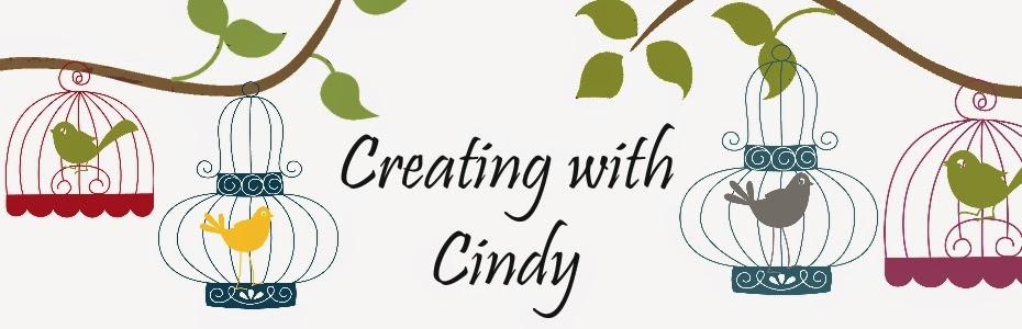 Creating with Cindy