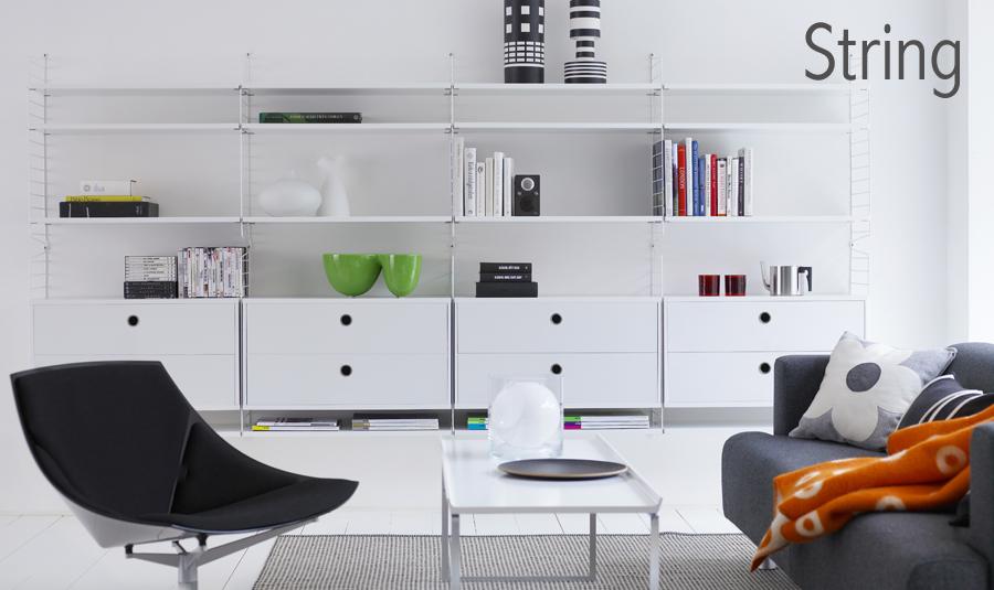 Luumutar Ikea vs String