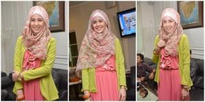 Tips Trik Memakai Hijab Untuk Wanita Bertubuh Mungil