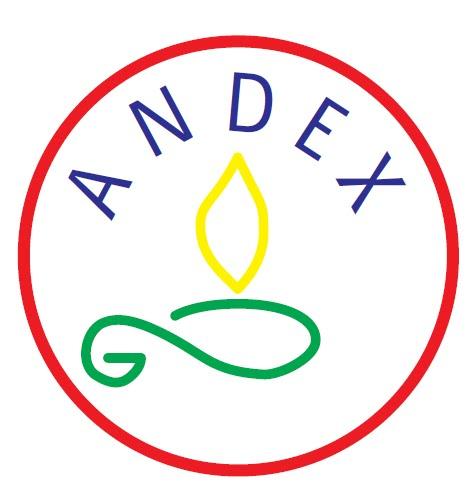 La Hermandad de N.S. del Rosario con la Asociación ANDEX