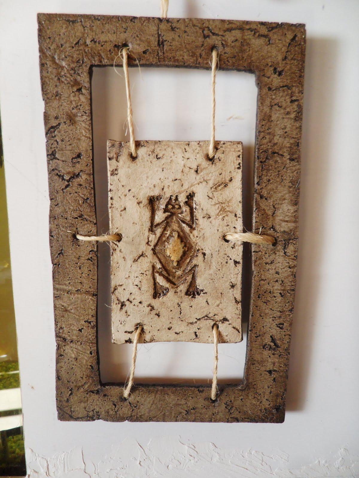 Mis artesanias cuadro rustico - Cuadros para dormitorios rusticos ...