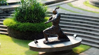 Taman Patung dan Taman Bambu Eco Art Park