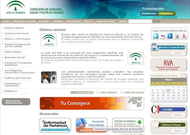 http://www.csalud.junta-andalucia.es/salud/sites/csalud/portal/index.jsp?perfil=org&idioma=es