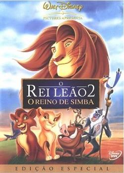 Filme O Rei Leão 2 : O Reino De Simba   Dublado