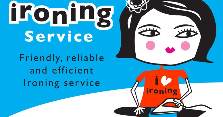 Esani illustration of an ironing lady pronofoot35fo Image collections
