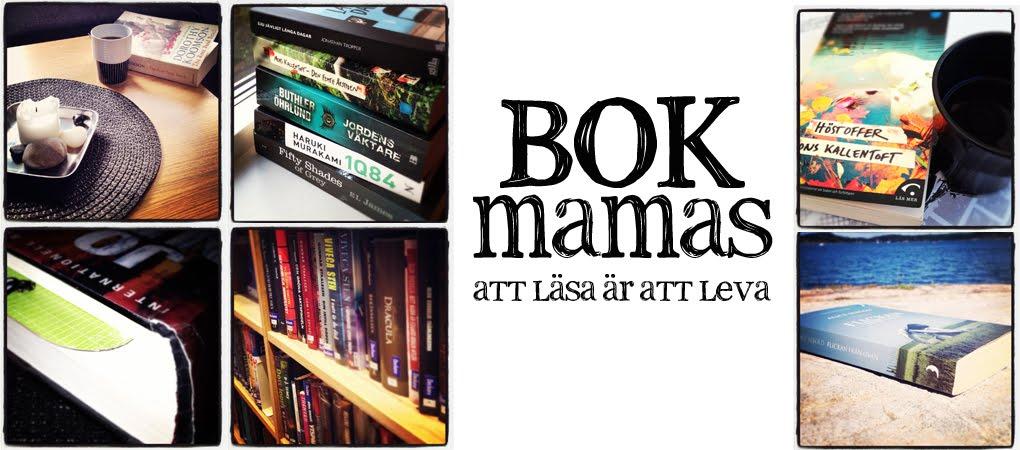 Bokmamas - en blogg om läsning