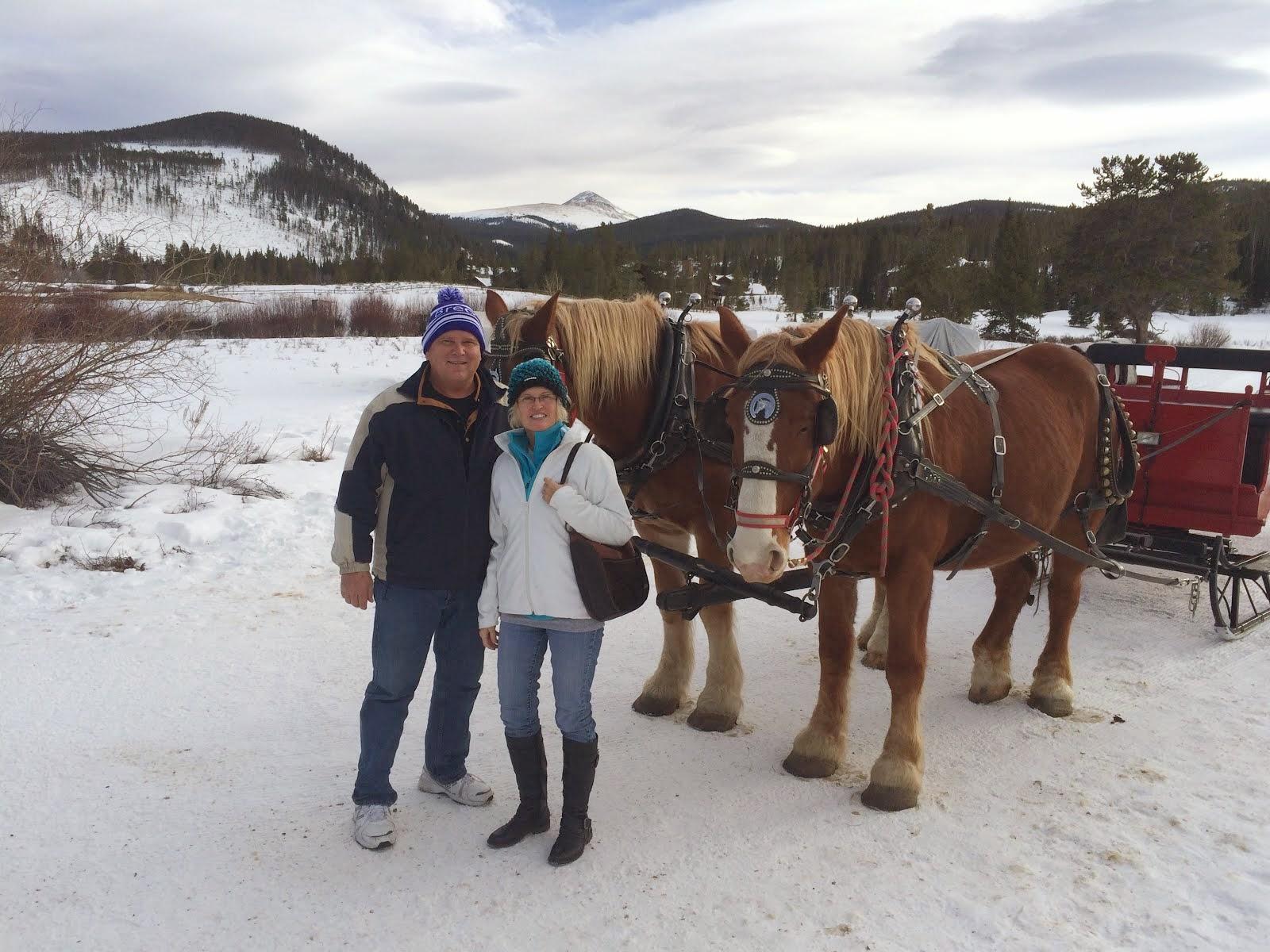Fun in Breck!