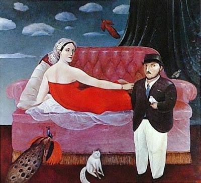 Gonzalo Cienfuegos, Odalisca Moderna