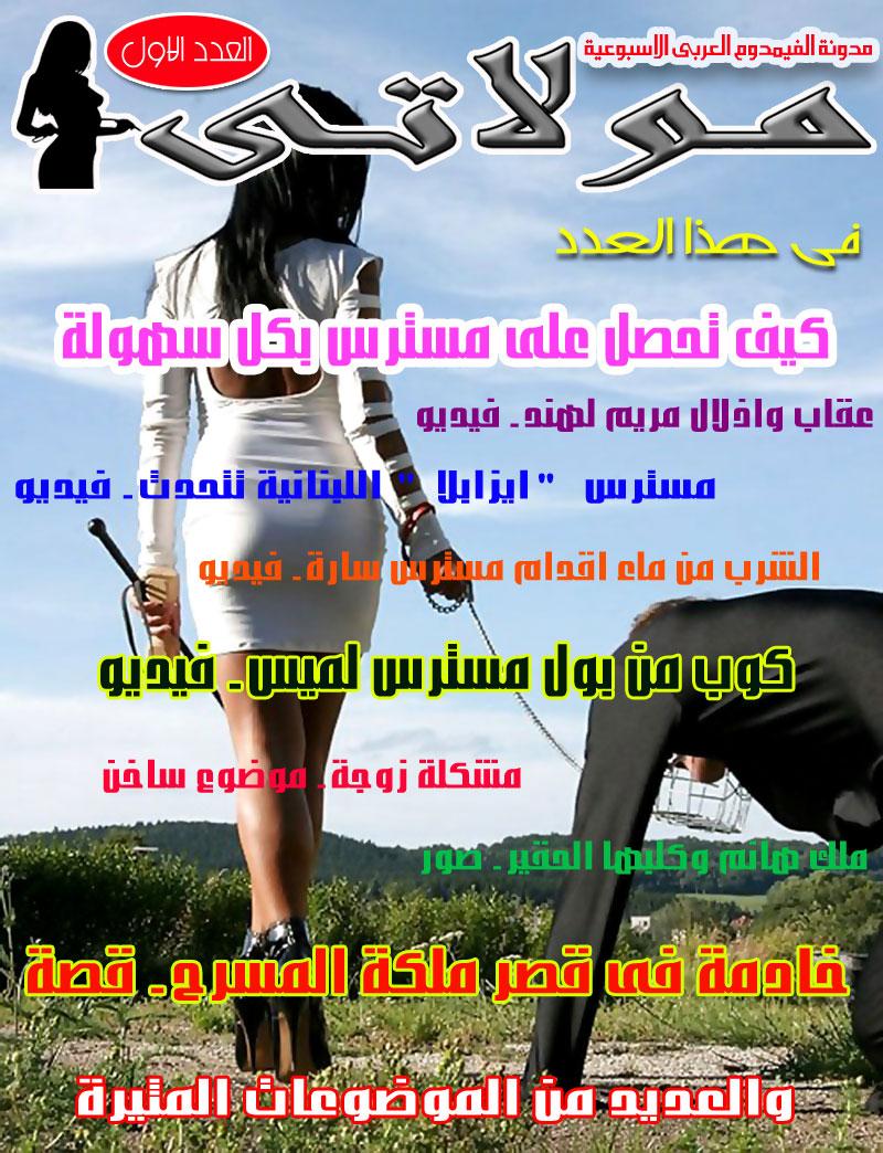 اول مدونة فيمدوم عربية متخصصة