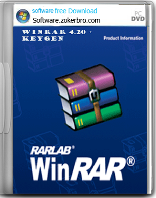 WinRAR 4.20 X64 (64-bit) Serial Keygen Full version