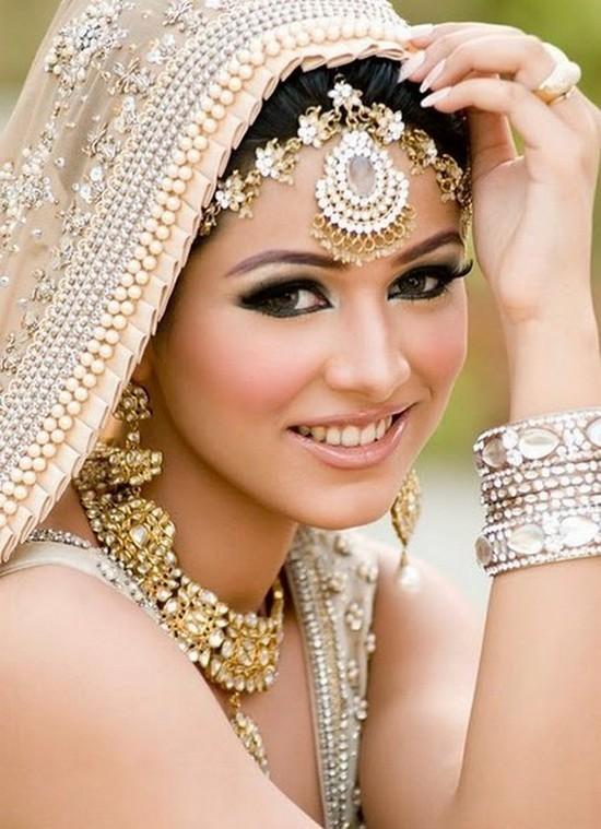 A WEDDING PLANNER Indian Bridal Wedding Kundan Jewellery