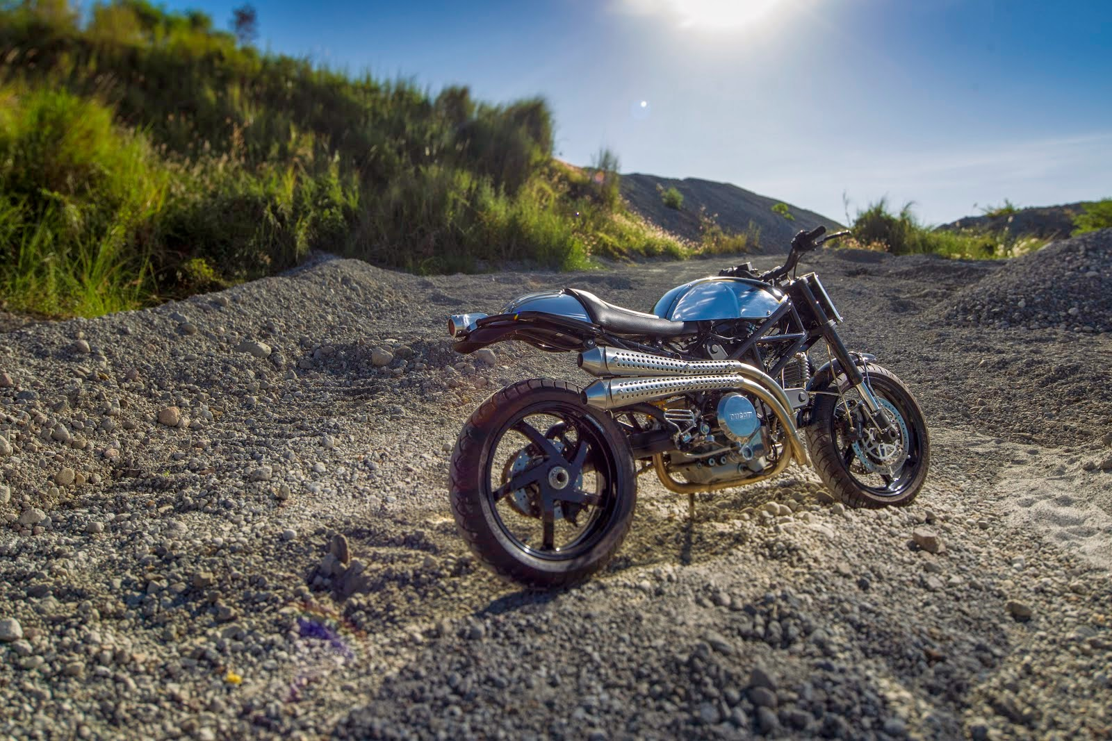 Latest Ducati Monster X-Motorcycles HD Images
