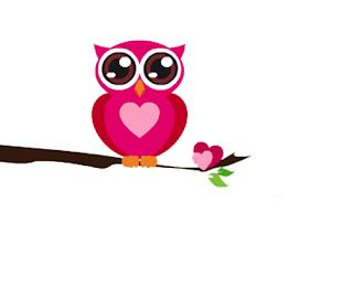 Cara letak animasi burung punggok dalam blog