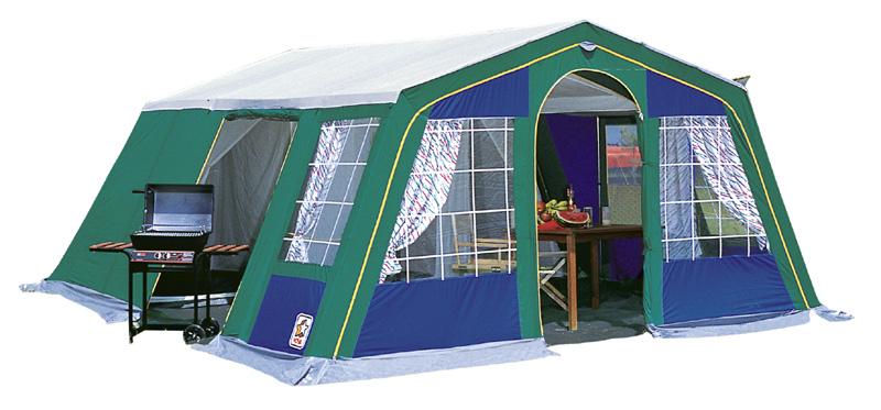 In campeggio quale tenda scegliere for Tende da campeggio decathlon