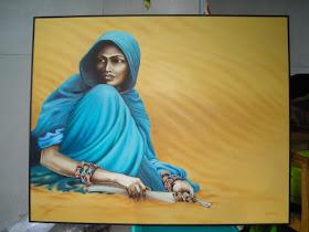 dipinto di mariarosa gandofo