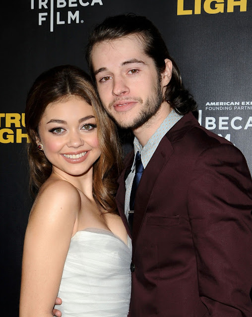 Sarah Hyland – Struck By Lightning Movie Premiere
